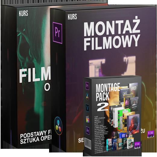 Adrian Kilar - MÓWI KAMERA - 2021 - Filmowanie, montaż, edycja, presety, luty, kursy...